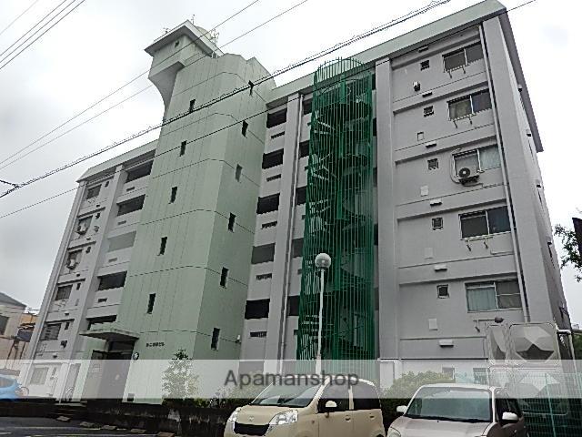 愛知県名古屋市北区、上飯田駅徒歩10分の築40年 6階建の賃貸マンション