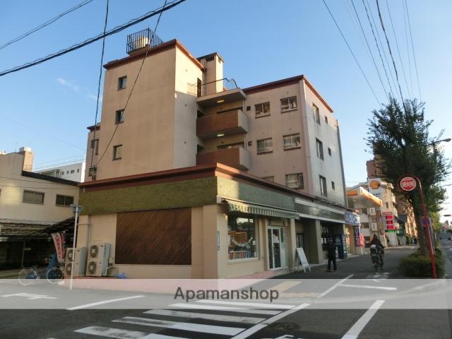 愛知県名古屋市東区、大曽根駅徒歩10分の築47年 5階建の賃貸マンション