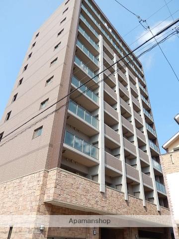 愛知県名古屋市北区、平安通駅徒歩12分の築9年 11階建の賃貸マンション