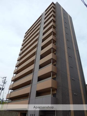愛知県名古屋市東区、矢田駅徒歩11分の築5年 13階建の賃貸マンション