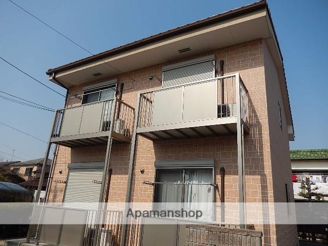 愛知県名古屋市北区、上飯田駅徒歩23分の築9年 2階建の賃貸アパート