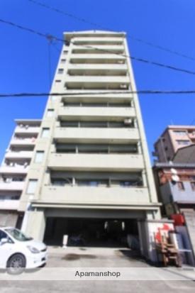 愛知県名古屋市北区、森下駅徒歩11分の築27年 11階建の賃貸マンション