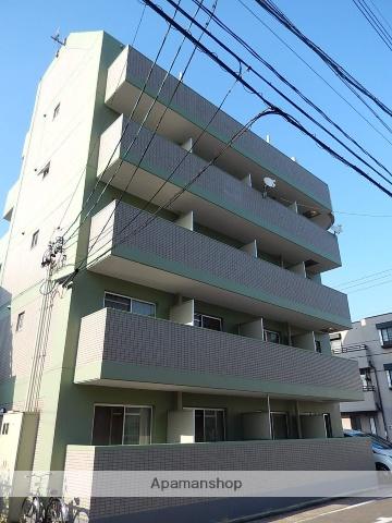 愛知県名古屋市東区、ナゴヤドーム前矢田駅徒歩10分の築22年 5階建の賃貸マンション