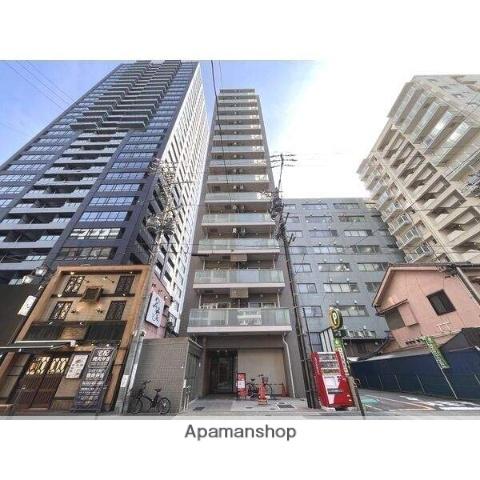 愛知県名古屋市東区、栄駅徒歩8分の築8年 15階建の賃貸マンション
