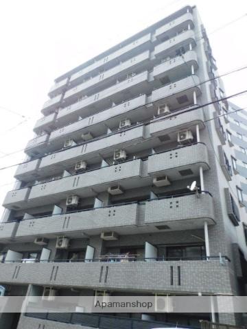 愛知県名古屋市北区、森下駅徒歩9分の築21年 9階建の賃貸マンション