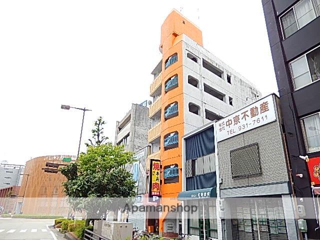 愛知県名古屋市東区、森下駅徒歩8分の築37年 6階建の賃貸マンション