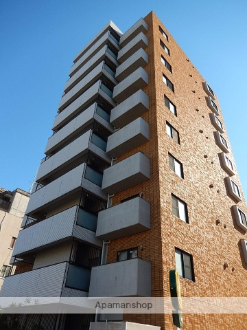 愛知県名古屋市東区、森下駅徒歩6分の築11年 10階建の賃貸マンション