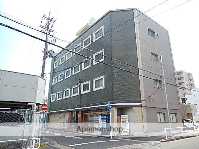 愛知県名古屋市東区、大曽根駅徒歩3分の築45年 4階建の賃貸マンション
