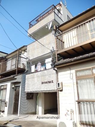 愛知県名古屋市東区、森下駅徒歩12分の築29年 4階建の賃貸マンション
