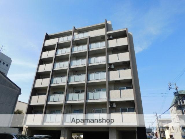 愛知県名古屋市北区、平安通駅徒歩9分の築10年 7階建の賃貸マンション