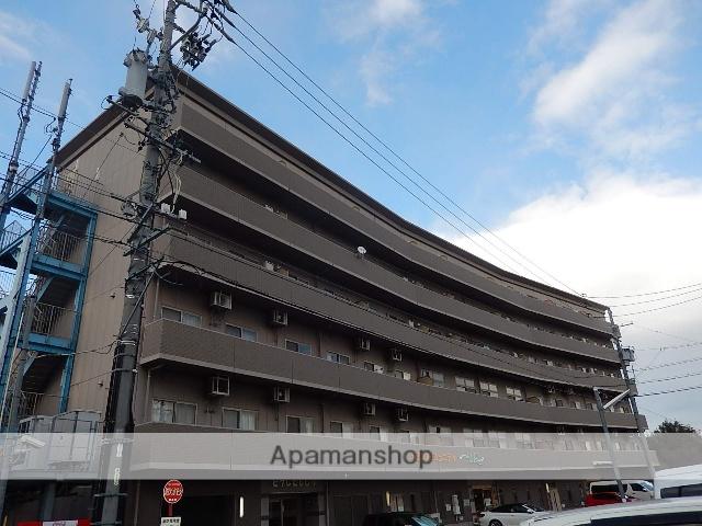 愛知県名古屋市守山区、新守山駅徒歩23分の築13年 7階建の賃貸マンション
