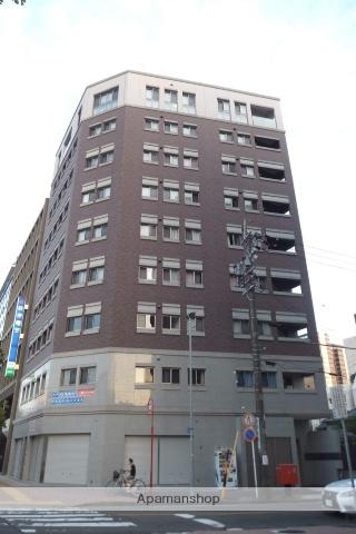 愛知県名古屋市東区、新栄町駅徒歩7分の築3年 9階建の賃貸マンション