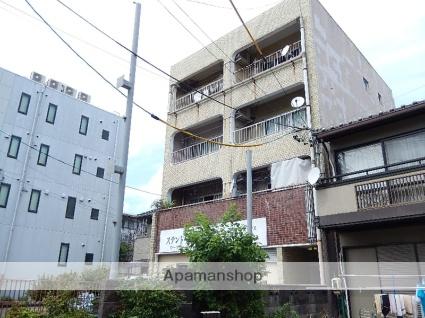 愛知県名古屋市守山区、守山自衛隊前駅徒歩5分の築47年 4階建の賃貸マンション