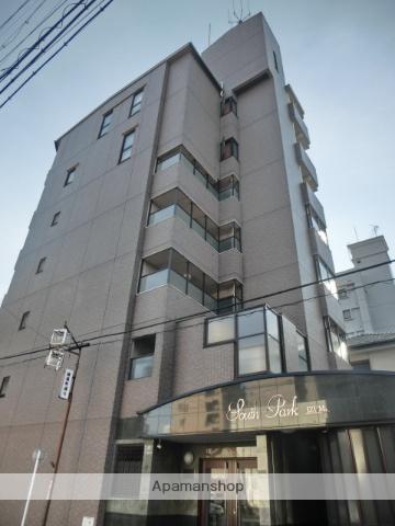 愛知県名古屋市東区、栄町駅徒歩12分の築16年 7階建の賃貸マンション