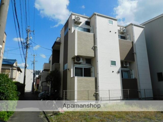 愛知県名古屋市北区、森下駅徒歩9分の築3年 2階建の賃貸アパート