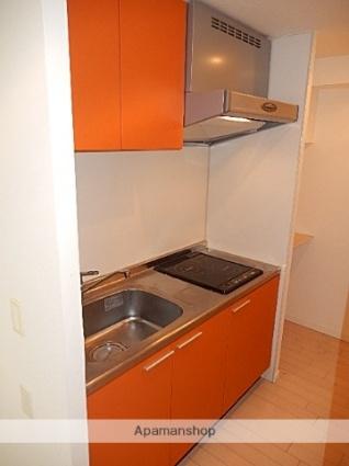 N.S.ZEAL大曽根[1K/37.6m2]のキッチン