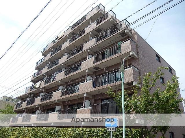 愛知県名古屋市北区、森下駅徒歩8分の築20年 7階建の賃貸マンション