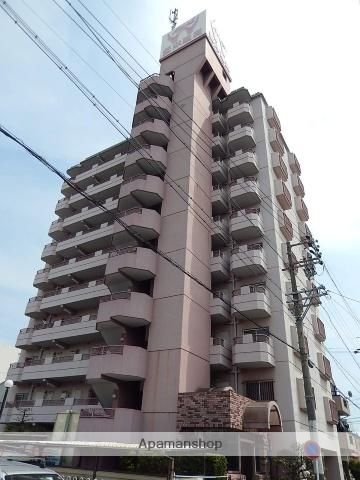 愛知県名古屋市北区、森下駅徒歩9分の築32年 10階建の賃貸マンション