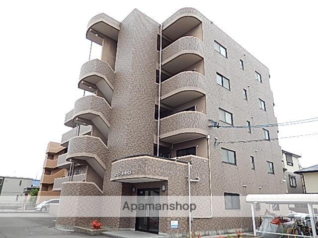 愛知県名古屋市北区の築14年 5階建の賃貸マンション