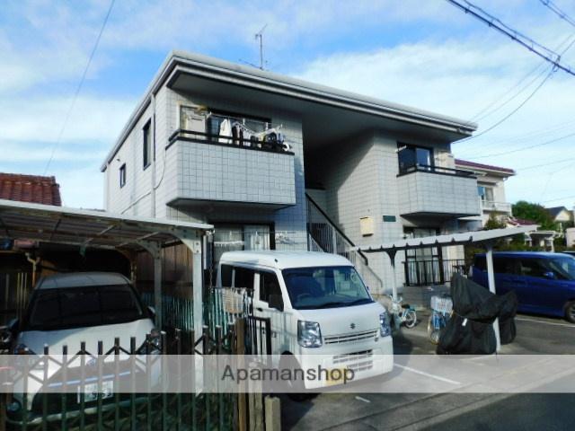 愛知県名古屋市守山区、小幡駅徒歩7分の築21年 2階建の賃貸アパート