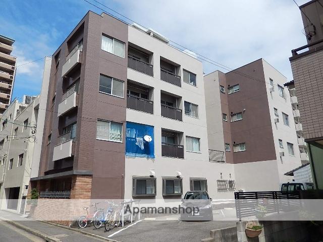 愛知県名古屋市東区、大曽根駅徒歩11分の築44年 4階建の賃貸マンション