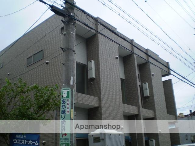 愛知県名古屋市守山区、小幡駅徒歩9分の築8年 3階建の賃貸アパート