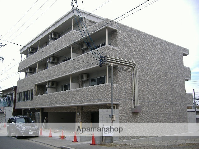 愛知県名古屋市東区、東大手駅徒歩3分の築7年 4階建の賃貸マンション