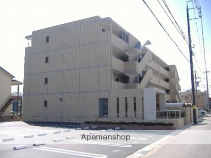 愛知県名古屋市北区、味鋺駅徒歩2分の築7年 4階建の賃貸マンション