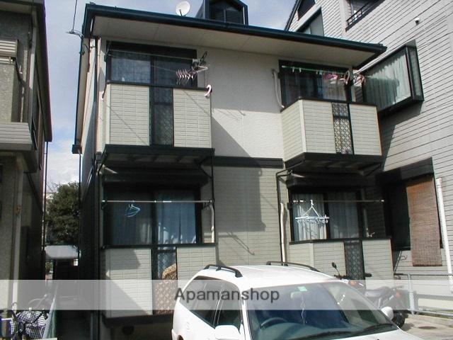 愛知県名古屋市北区、大曽根駅徒歩8分の築20年 2階建の賃貸アパート