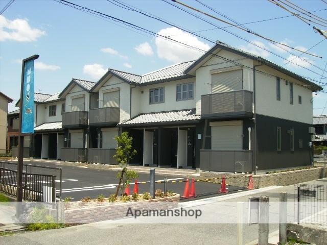 愛知県名古屋市守山区、新守山駅徒歩5分の築7年 2階建の賃貸アパート
