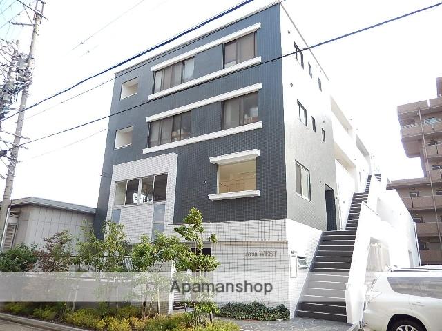 愛知県名古屋市北区、上飯田駅徒歩4分の築30年 4階建の賃貸マンション