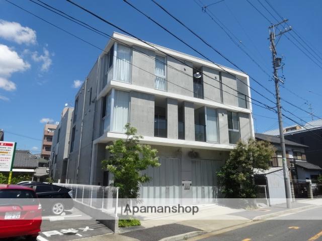 愛知県名古屋市北区、尼ヶ坂駅徒歩9分の築7年 3階建の賃貸マンション