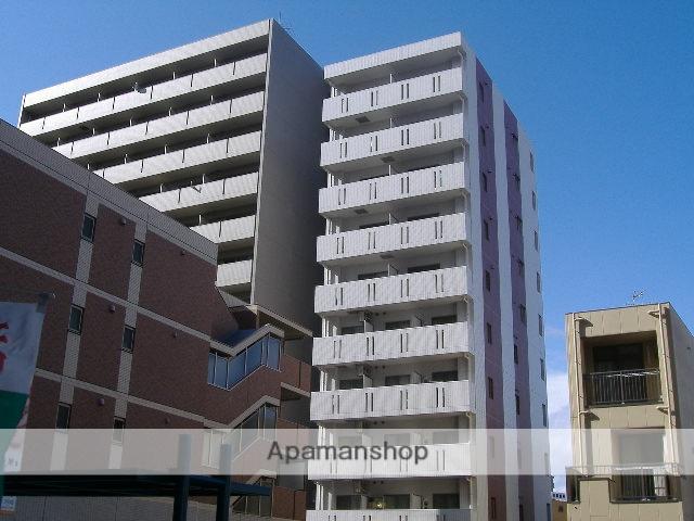 愛知県名古屋市北区、大曽根駅徒歩2分の築8年 10階建の賃貸マンション