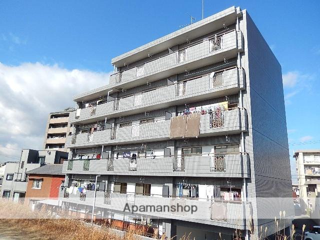 愛知県名古屋市守山区、瓢箪山駅徒歩15分の築21年 6階建の賃貸マンション