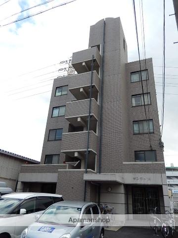 愛知県名古屋市守山区、守山自衛隊前駅徒歩18分の築19年 5階建の賃貸マンション