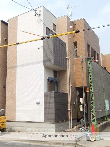 愛知県名古屋市北区、尼ヶ坂駅徒歩3分の築1年 2階建の賃貸アパート