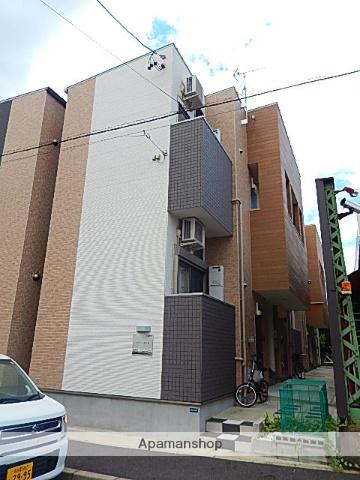 愛知県名古屋市北区、清水駅徒歩10分の築1年 2階建の賃貸アパート
