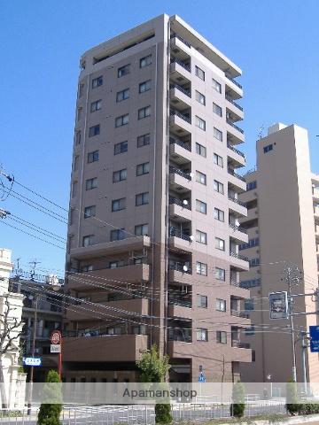 愛知県名古屋市東区、清水駅徒歩12分の築13年 12階建の賃貸マンション