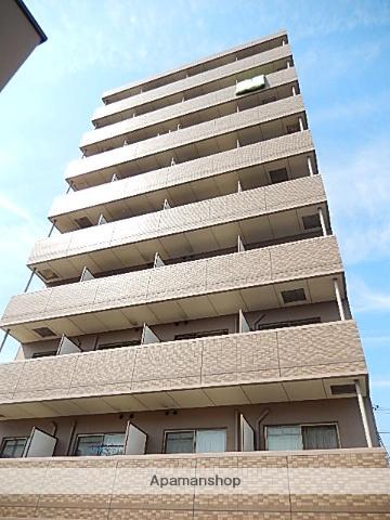 愛知県名古屋市守山区、守山自衛隊前駅徒歩2分の築18年 9階建の賃貸マンション