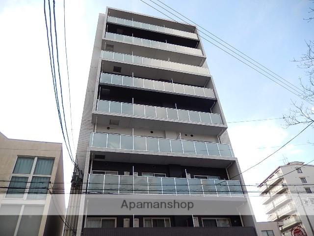 愛知県名古屋市北区、大曽根駅徒歩2分の築1年 9階建の賃貸マンション