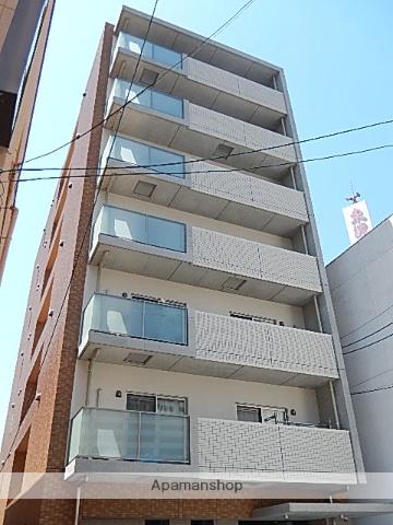 愛知県名古屋市東区、森下駅徒歩17分の新築 7階建の賃貸マンション