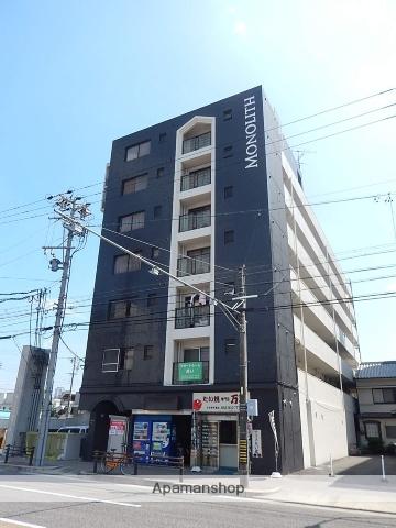 愛知県名古屋市東区、森下駅徒歩15分の築30年 7階建の賃貸マンション