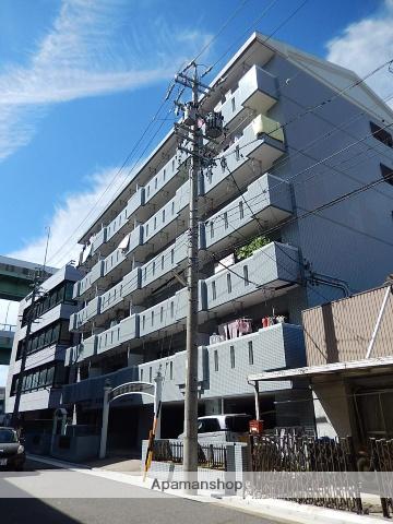 愛知県名古屋市北区、志賀本通駅徒歩10分の築25年 6階建の賃貸マンション