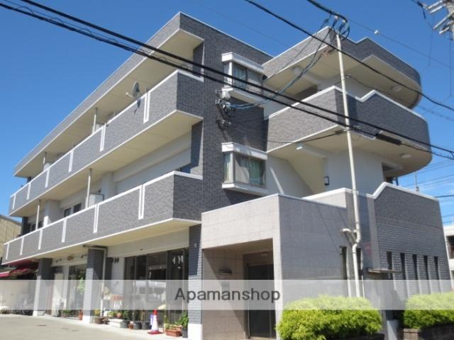 愛知県名古屋市北区、比良駅徒歩19分の築11年 3階建の賃貸マンション