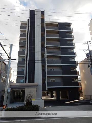 愛知県名古屋市北区、黒川駅徒歩11分の築1年 8階建の賃貸マンション