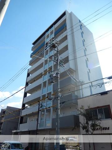 愛知県名古屋市北区、尼ヶ坂駅徒歩10分の新築 10階建の賃貸マンション
