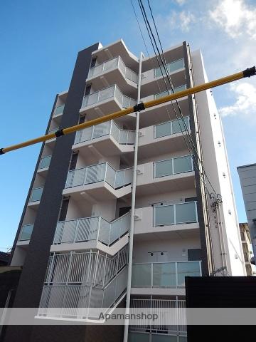 愛知県名古屋市北区、上飯田駅徒歩2分の新築 7階建の賃貸マンション