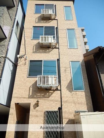愛知県名古屋市北区、森下駅徒歩7分の築1年 4階建の賃貸マンション
