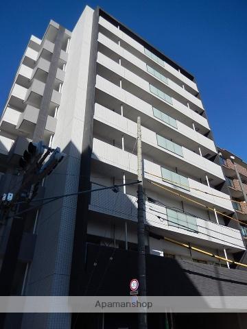 愛知県名古屋市北区、志賀本通駅徒歩12分の新築 9階建の賃貸マンション