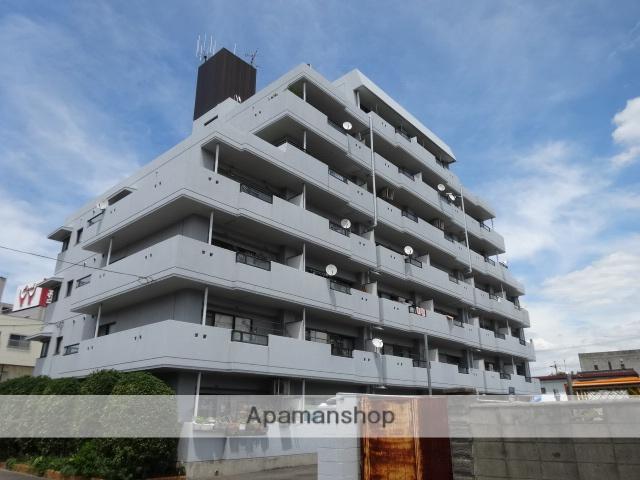 愛知県名古屋市北区、清水駅徒歩7分の築30年 7階建の賃貸マンション